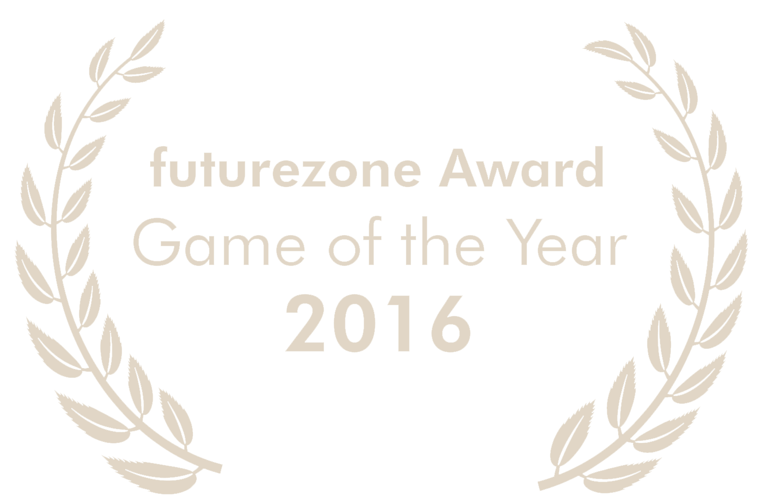Futurezone Game of the Year Award